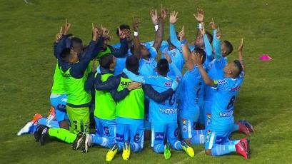 Copa Bicentenario: Binacional FC inicia su paso venciendo a FBC Melgar en Arequipa