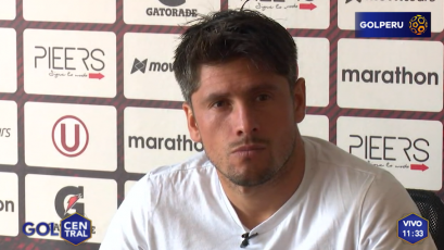 """Diego Manicero: """"Este receso nos ha servido para mejorar varios aspectos"""""""