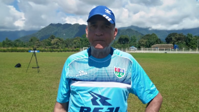 Unión Comercio: Diego Barragán dejó de ser técnico del club