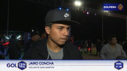 """Jairo Concha: """"El 'Orejas' Flores quiere que juegue en la' U'"""""""