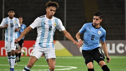 Sudamericano Sub 17: Argentina supera a Uruguay y ya sueña con el Mundial