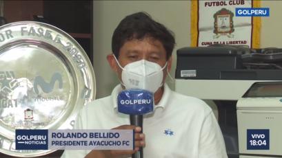 Rolando Bellido: