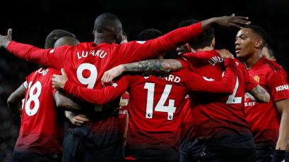 Manchester United suma su tercera goleada tras la salida de José Mourinho