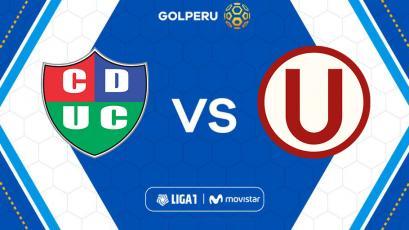 Liga1 Movistar: Universitario enfrenta a Unión Comercio en Moyobamba