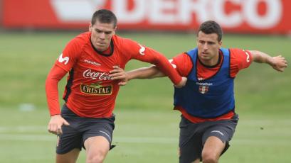 Selección Peruana Sub 23 continúa preparándose para el Preolímpico Colombia 2020 (VIDEO)