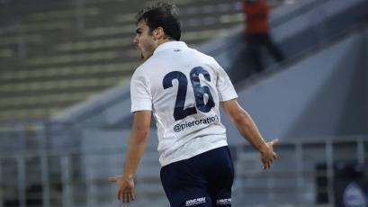 """Piero Ratto: """"He sumado bastante en confianza, es lo mejor que te puede dar un técnico"""" (VIDEO)"""