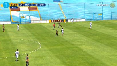 San Martín goleó 4-0 a Sport Rosario