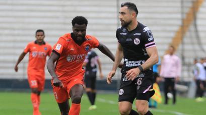 Liga1 Betsson: Sport Boys empató 2-2 ante Universidad César Vallejo por la fecha 10 de la Fase 2