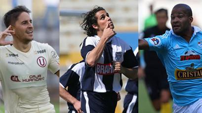 Alejandro Hohberg y los otros futbolistas que jugaron en Alianza Lima, Universitario y Sporting Cristal