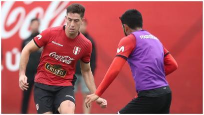 """Santiago Ormeño: """"Estoy muy bien física y mentalmente"""" (VIDEO)"""