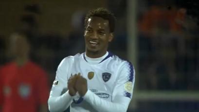 André Carrillo se reencontró con el gol en triunfo del Al Hilal