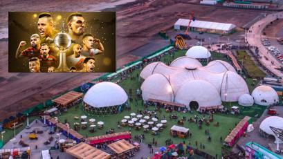 Copa Libertadores: Domos Art de San Miguel serán sede del Fan Fest para la final