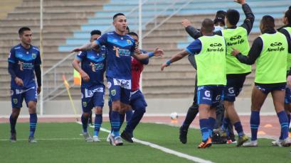 Liga2: Carlos Stein triunfó 4-3 en un partidazo ante Sport Chavelines por la fecha 5
