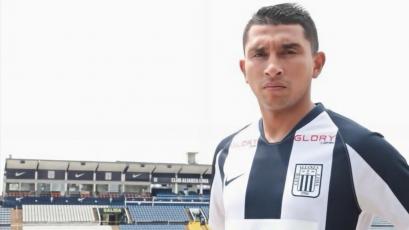 "Edhu Oliva: ""No lo dudé para llegar a Alianza Lima"