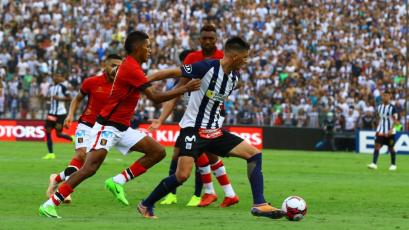 Playoffs: Con Affonso y sin Fuentes, el equipo titular de Alianza Lima