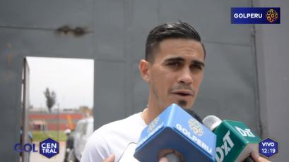 """Enmanuel Biancucchi: """"Queremos los tres campeonatos"""""""