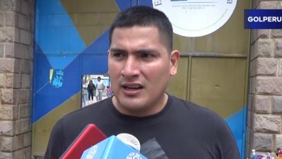 """Diego Mayora: """"Tengo la certeza de que vamos a llegar lejos en el torneo"""""""