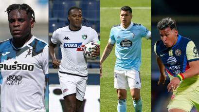 Cracks mundiales felicitan a jugador por anotar un gol en la Liga1 Betsson (VIDEO)