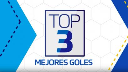 Top 3: Estos fueron los 3 mejores goles del Torneo de Verano