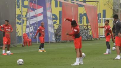 Selección Peruana: nueva jornada de entrenamiento pensando en Paraguay (VIDEO)