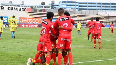 Sport Huancayo vence a Carlos Stein y se mantiene en la lucha por llegar a la parte alta