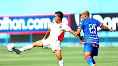 Liga1 Betsson: UTC y Carlos A. Mannucci igualaron 2-2 por la Fase 1 (VIDEO)