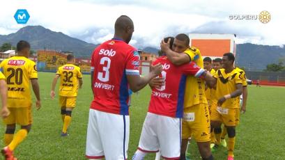 Unión Comercio y Academia Cantolao igualaron 2-2