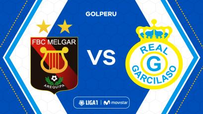 Melgar y Real Garcilaso abren la jornada 4 del Torneo Clausura de la Liga1 Movistar