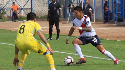 """Jeremías Bogado, volante de Deportivo Municipal: """"Este grupo está para grandes cosas"""""""