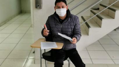 Liga1 Movistar: árbitros se sometieron a pruebas moleculares