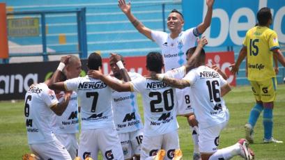 Liga1 Movistar: Deportivo Binacional se impuso 3-1 sobre Carlos Stein por la fecha 7 (VIDEO)