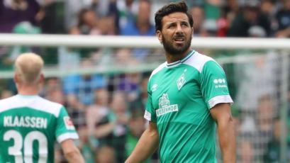 Werder Bremen eligió a Claudio Pizarro como uno de sus 4 ídolos en reto en redes sociales