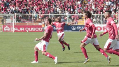 Breno Naranjo tras ascender con Cienciano a la Liga1 Movistar: