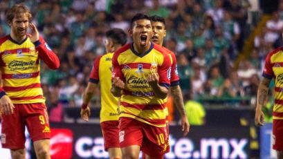 Morelia de Edison Flores superó 2-0 a América y puso un pie en la final de la Liga MX
