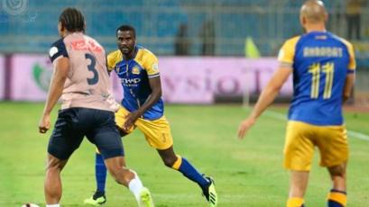 Christian Ramos y el Al Nassr quedaron eliminados de la Copa Árabe