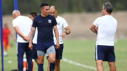 Alianza Lima: Jean Deza no fue inscrito para la Copa Libertadores y entrenará por separado
