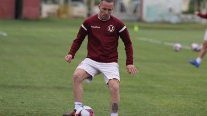 Universitario de Deportes: Pablo Lavandeira alista su regreso para el clásico ante Alianza Lima