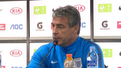 """Pablo Bengoechea: """"Las variantes de Sport Boys complican bastante"""""""