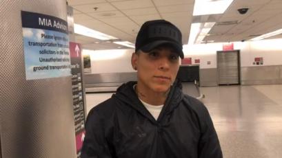 Selección Peruana: Raúl Ruidíaz llegó a Miami para sumarse a los trabajos de la bicolor