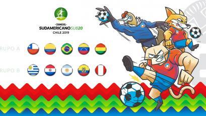 Sudamericano Sub 20: Venezuela, Colombia, Chile y Bolivia inauguran el campeonato