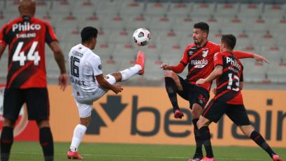 Copa Sudamericana: FBC Melgar cayó por 1-0 ante Athletico Paranaense por la quinta jornada