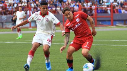 UTC igualó con Universitario de Deportes por la fecha 16 del Torneo Clausura