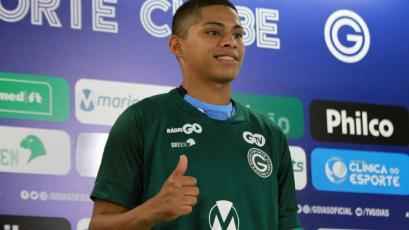 Kevin Quevedo quedó habilitado para debutar en Goiás y lo podría hacer este domingo