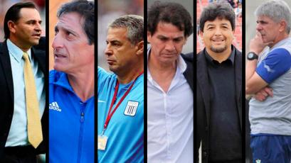 Copa Movistar: Más de 30 entrenadores dirigieron en 2018