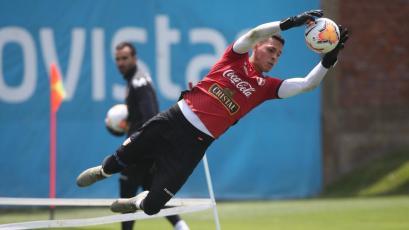Selección Peruana: segundo día de trabajos pensando en Chile y Argentina
