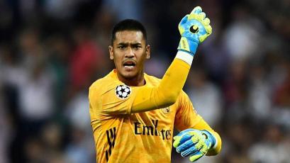 Real Madrid anunció el fin de la cesión de Alphonse Areola