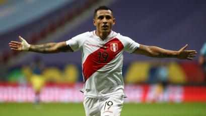 Perú vs Colombia: Sergio Peña hizo sombrerito y un gran pase, Christian Cueva un jugadón y golazo de Yoshimar Yotún (VIDEO)