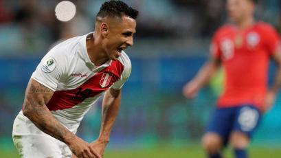 Perú vs. Chile: Yoshimar Yotún marcó un golazo para el 2-0 de la 'Blanquirroja'