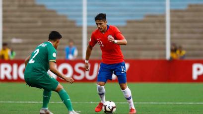 Sudamericano Sub-17: Chile goleó a Bolivia y avanzó al hexagonal final