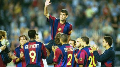 FC Barcelona: estadísticas de Pep Guardiola como jugador a 19 años de su partida del club